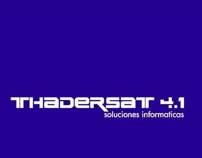 MANUAL DE IDENTIDAD CORPORATIVA DE THADERSAT 4.1