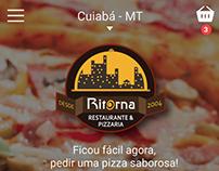 Ritorna Delivery App