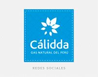 Cálidda / Redes Sociales