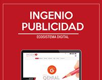 Ecosistema Digital - Ingenio Publicidad