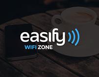 Easify - Wifi zone