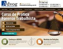 Curso Advog - Site