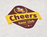 Cheers Beer Club / Branding