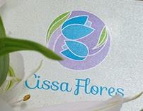[identidade visual] Cissa Flores