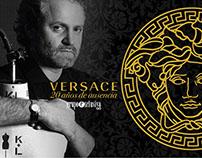 """Linea de tiempo de """"Gianni Versace"""" (Web exclusiva)"""