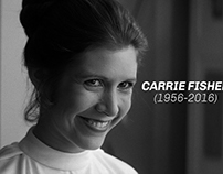 En memoria de Carrie Fisher (1956-2016)