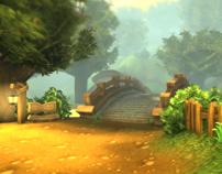 Halfling Village