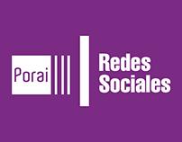 Piezas para RRSS - Porai