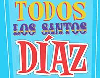 Todos los Santos Diaz - Diseño de fondos y props.