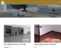 Palaciosparavivir.com website