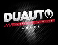 Logo criada para a Duauto centro automotivo