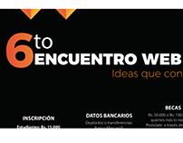 6to Encuentro Web 2.0