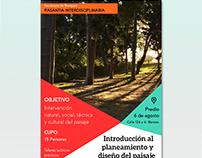 Poster Secretaria de Bosques