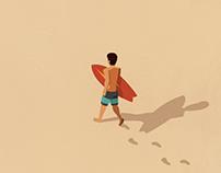 SOLITÁRIO SURFISTA