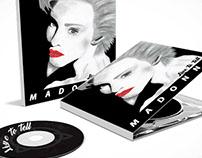 Ilustración, técnicas mixtas, CD