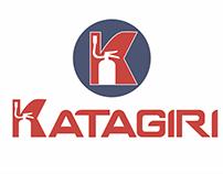 Logomarca Katagiri