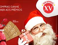 Christmas Banner - Shopping XV