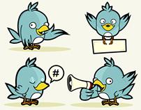 Twitting Birds