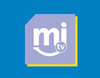 Propuesta MI TV,     Branding