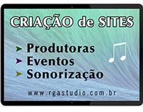 Criação de site, Produtoras, Eventos, Sonorização