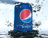 Pepsi lata