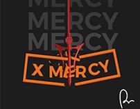 No Mercy - Digital Art