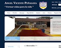 Angel Vicente Peñaloza - Establecimiento Educativo