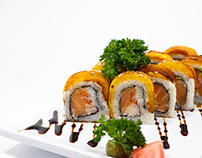 Food Photography - Shinai Sushi Bar