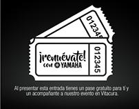 Caso: Cierre de tienda Yamaha
