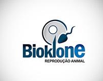 Logomarca Bioklone