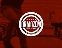 Rebrand Armazém Street Wear