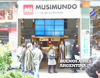 Proyecto Musimundo TV