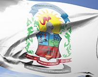 Escudo del municipio Lagunillas (Rediseñado)