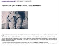 Artículo para Sitio Web Mamá Guapa