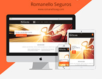 Romanello Seguros - Sitio Web