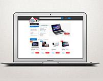 Diseño Sitio web E-commerce