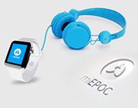 Mi EPOC + Branding + Diseño App + Diseño Landing Page