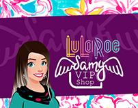 LOGO/Papelería/ LULAROE/SamyVIPshop