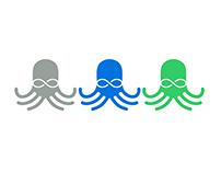 """Logo """"Octopus"""" Emprendimiento Tecnológico"""