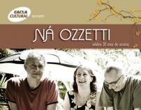Ná Ozzetti - Caixa Cultural - BA
