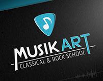Musikart: Identidad Corporativa