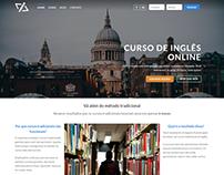Site Inglês fora da Curva
