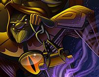 Warlock - Dota 2