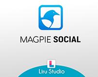 Magpie Social Logo