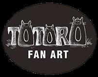 Totoro - Fan Arts