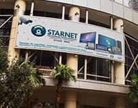 Banner starnet