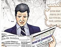 Jornal do Commercio - 450 anos do Rio de Janeiro