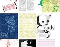 Design Typography with Gougy