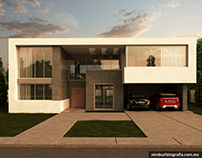 ArchViz :: Proyectos Residenciales
