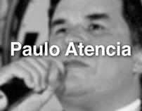 Paulo Atencia - Site Pessoal